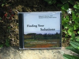 Guied meditation CD