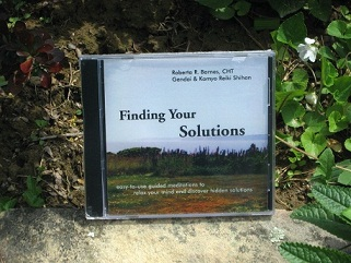 Finding your colutions CD