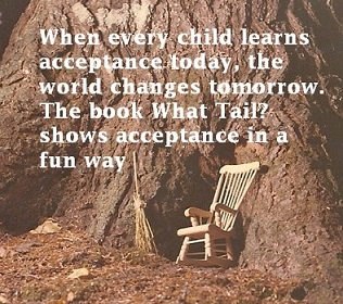 What Tail? the perfect book for today's children